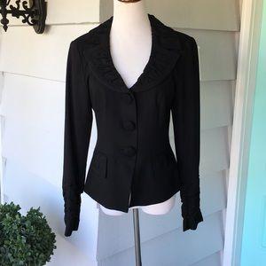 Nanette Lepore fitted lined blazer