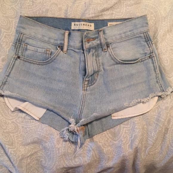 Bullhead Shorts - Bullhead Jean Shorts