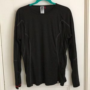 The North Face Black Long Sleeve Top