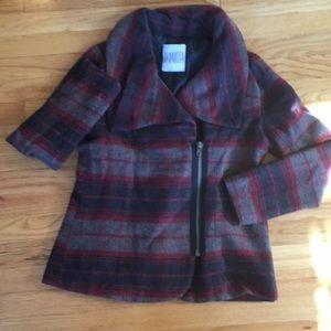 B.B. Dakota plaid jacket