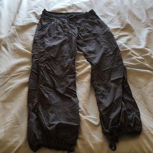 Lululemon studio pants size 8
