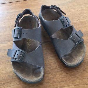 """Women's """"Betula"""" Birkenstock sandals, size 5"""