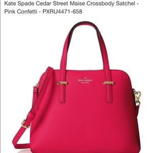 Kate Spade Cedar Street Maise Crossbody Satchel