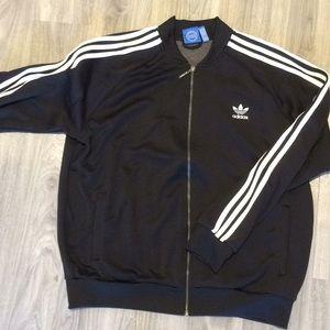 Lightly Used Adidas Tracksuit Jacket XXL