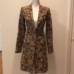 CHARLOTTE RUSSE printed jacket
