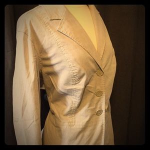 EUC-Merona Blazer with stretch