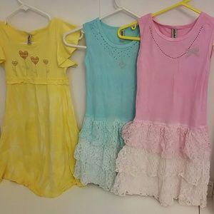Girls dresses bundle