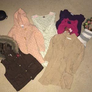 Girls fall bundle