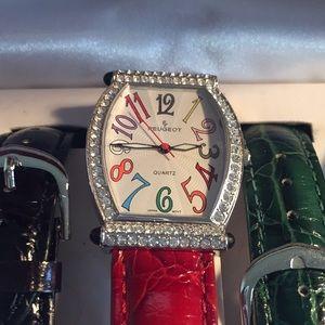 Peugeot Accessories - Peugeot interchangeable watch