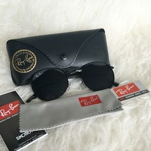 Ray Ban Rounded Sunglasses