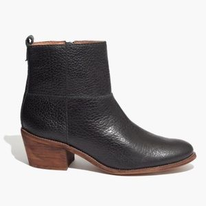 Madewell The Perrie Boot
