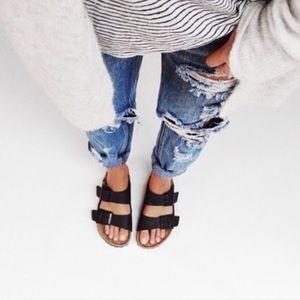 Birkenstock // Arizona Soft Footbed Sandal