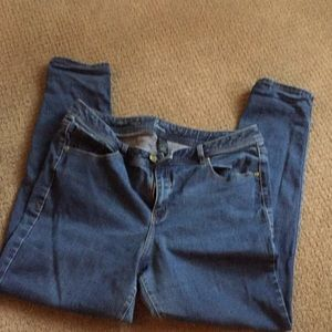 Lane Bryant size 18W skinny jeans