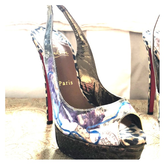 84a104695d4 Christian Louboutin Shoes - Christian Louboutin shoes