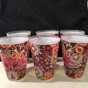 Vera Bradley Cups