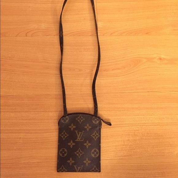 be7afa677307 Louis Vuitton Accessories - LOUIS VUITTON Mono Secret Passport Holder Wallet