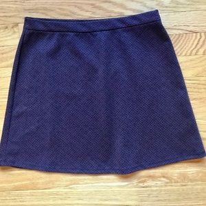 Urban Outfitters Cooperative Purple Skirt Size 6