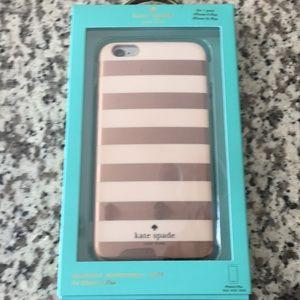 NWT Kate Spade iPhone 6 Plus