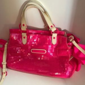 Juicy Couture pink Bag purse
