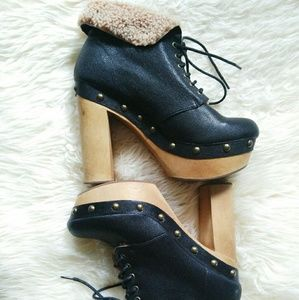 Woodies by Jeffrey Campbell clogs !!!NEW!!!