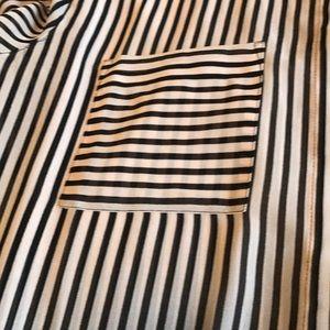 LOFT size S button down blouse