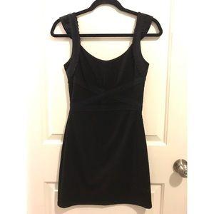 Free People black bodycon dress