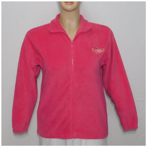 PASSION USA, Fleece Las Vegas Jacket, size Large