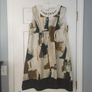 Simply Vera Wang 100% cotton dress