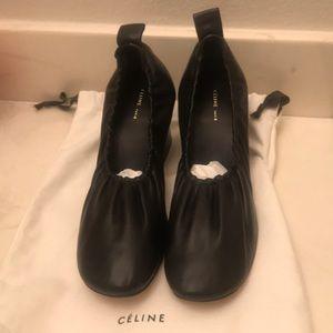 Celine ballerina pump