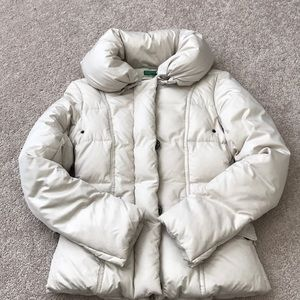 UCB down jacket/parka