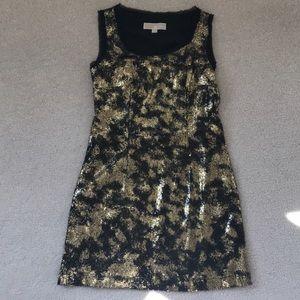 New Michael by Michael Kors Glitter Dress XXS