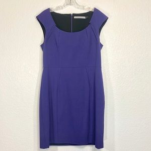 Marc NY Andrew Marc Sleeveless Purple Dress 12