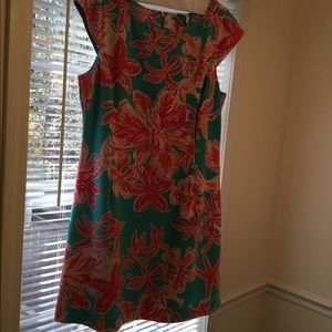 Lilly Pulitzer Sunny Fit and Flare Dress