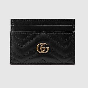 Gucci Marmont Card Case