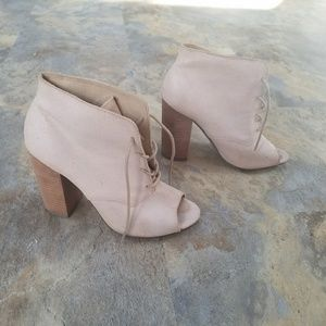 Real Suede Ankle Boots