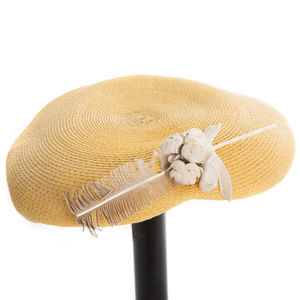 40s/50s Vintage Ladies Hat