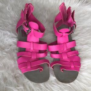 Dolce Vita Pink Sandals - 6 1/2