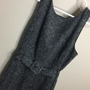 B&W Wool Sheath