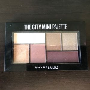 Maybelline - City Palette - Chill Brunch Neutrals