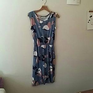 Boden blackberry dress