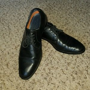 Cole haan grand.os cap toe oxfords