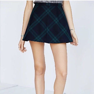 Urban Outfitters Silence And Noise Plaid Skirt