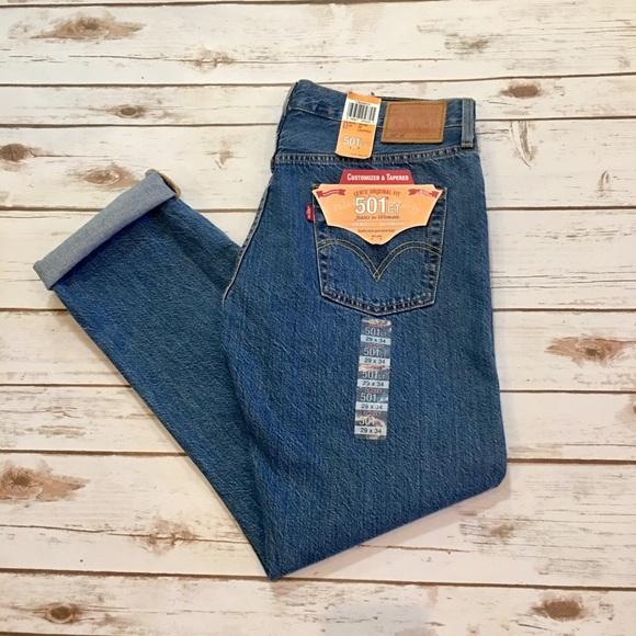 46cf4de6 Levi's Jeans   New Womens Levis 501 Ct Size 29   Poshmark