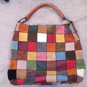 Multi-Colored Lucky Brand Bag
