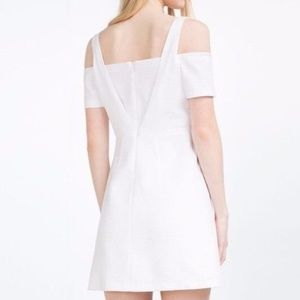 Zara Cut Out Off The Shoulder Dress