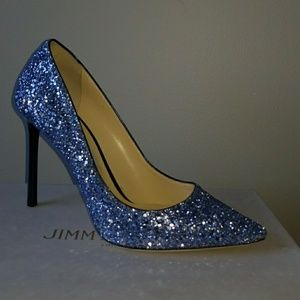 Jimmy Choo Romy Glitter pumps eu 39
