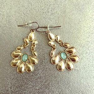 Jewelry - Flower Drop Earrings