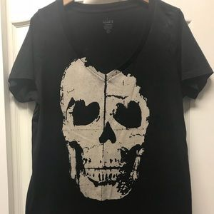 Torrid Skull T Shirt