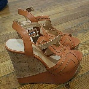 f80ee18a8317 Aldo Shoes - Aldo Fusilier Wedge Sandal