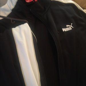 Puma Sweat Suit